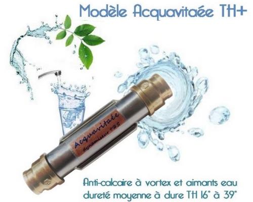 dynamiseur vitaliseur eau anticalcaire
