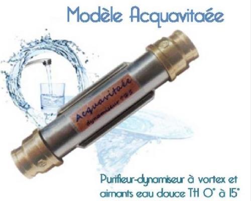 dynamiseur eau vortex anticalcaire acquavitaee