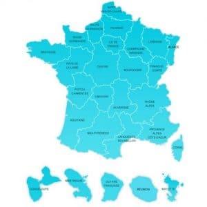 carte dureté eau villes communes